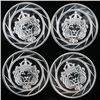 Image 1 : Lot (4) Collector Bullion .999 Fine Silver  Rounds