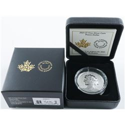 RCM 2021 Peace Dollar .999 Fine Silver $1.00  Coin LE/SOLD OUT RCM