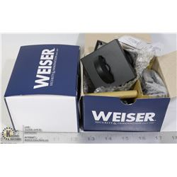 NEW 2 WEISER SINGLE CYLINDER