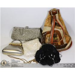 VINTAGE PURSES AND MORE