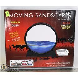 MOVING SANDSCAPES: ART IN MOTION