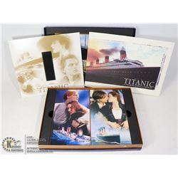 COLLECTORS TITANIC WITH FILM STRIP