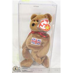 TY BRITANNIA BEAR UK EXCLUSIVE