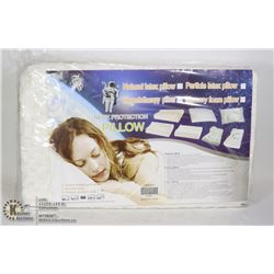 NEW NECK PROTECTION MEMORY FOAM PILLOW