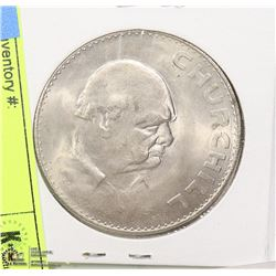 CHURCHILL 1965 TOKEN