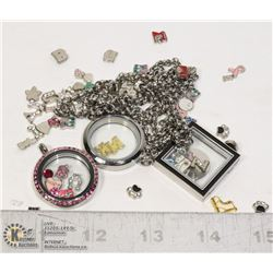 BAG - SOUTH HILL LOCKETS & CHARMS