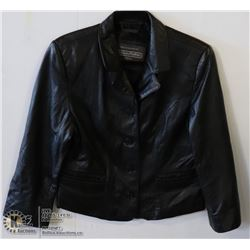 BOUTIQUE OF LEATHERS LADIES BLACK