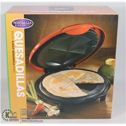 NEW QUESADILLA MAKER