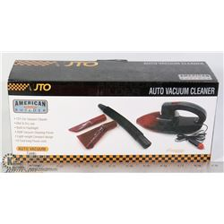 NEW 12V WET/DRY AUTO MINI VACUUM CLEANER