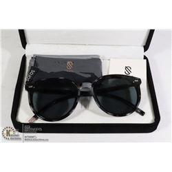 SOJOS SUNGLASSES IN BOX WITH CLOTH