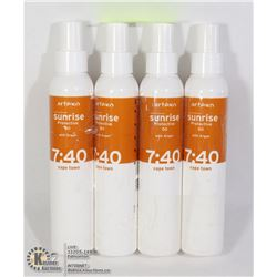 4 BOTTLES OF ARTEGO PROTECTIVE HAIR OIL WITH ARGAN