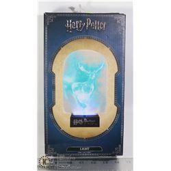 HARRY POTTER DEER LIGHT (DUAL POWER, BATTERIES OR