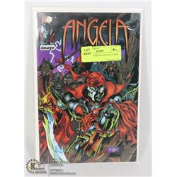 ANGELA # LIMITED EDITION COMIC