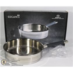 NEW ANGELLI PROFESSIONAL COOKWARE 24CM FRYING