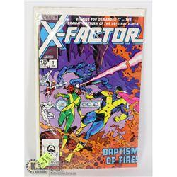 #1 X-FACTOR 1985 COMIC
