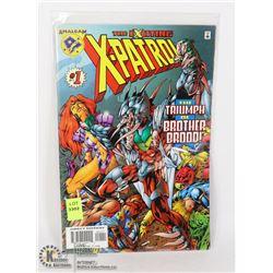 #1 X-PATROL COMIC