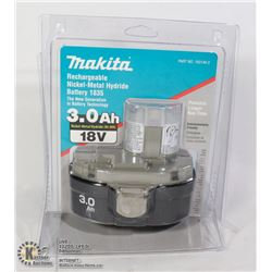 MAKITA 18V REPLACEMENT RECHARGEABLE BATTERY