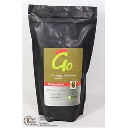 GO ESCAPE CHATEAU BLEND WHOLE COFFEE BEANS