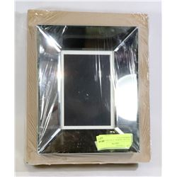 """PICTURE FRAMES - 4"""" X 6"""" BEVELED MIRROR STYLE-"""