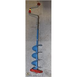 HAND ICE AUGER