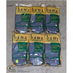 LOT OF 6 BAMA AIR CONDITIONING SYSTEMS FOR