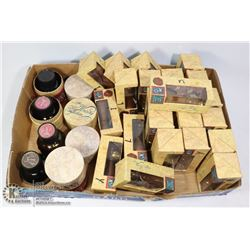 FALT OF WAX SEAL STAMPS AND MORE