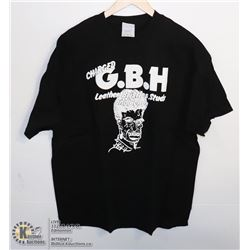 NEW GBH T-SHIRT SIZE X-LARGE
