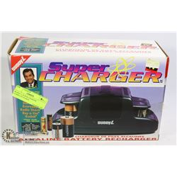 BUDDY L SUPER CHARGER COMPLETE IN BOX