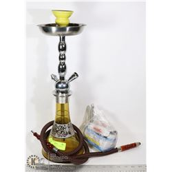 LARGE HOOKAH & ACCESSORIES