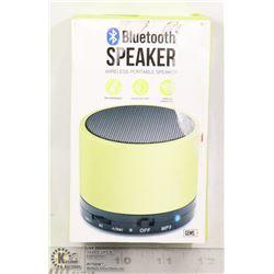 BLUETOOTH SPEAKER IN RETAIL BOX