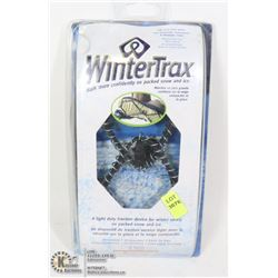 NEW WINTERTRAX ICE CLEATS UNIVERSAL FIT