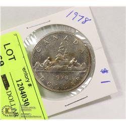 1978 1$  DOLLAR
