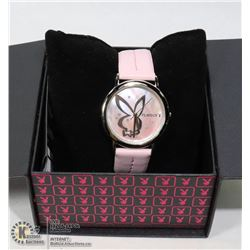NEW PLAYBOY LADIES LIMITED EDITION WATCH