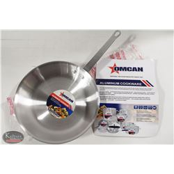 "NEW 10"" ALUMINUM FRY PAN (43331)"