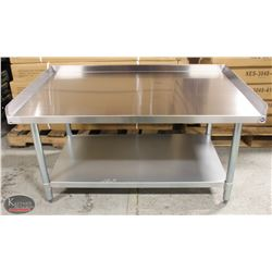 """NEW 30""""X48""""X24"""" STAINLESS STEEL EQUIPMENT STAND W/"""