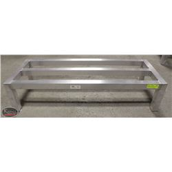"UPDATE 14"" X 36"" HEAVY DUTY ALUMINUM DUNNAGE RACK"