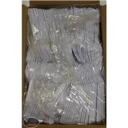 CASE OF 1000 CARY-OUT PLASTIC FORKS