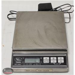 ACCU-WEIGH SPC-5005 5.5 LBS DIGITAL PORTION SCALE