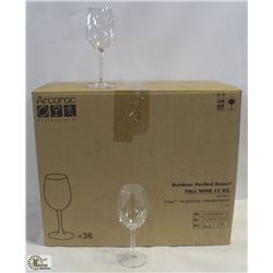 OUTDOOR PERFECT RESORT TALL WINE 12 OZ, 1 CASE