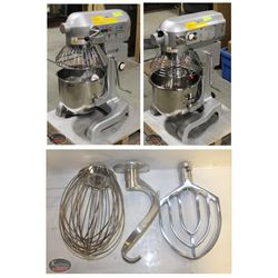 FEATURED LOTS: NEW 20QT & 10QT COMMERCIAL MIXERS