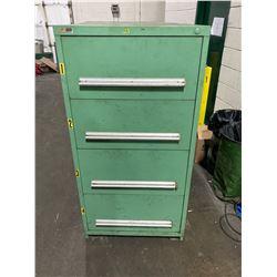 Vidmar 4 Drawer Tool Cabinet