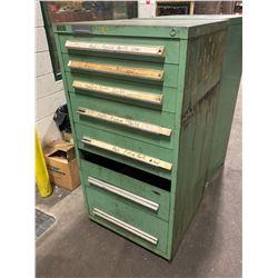 Vidmar 7 Drawer Tool Cabinet