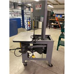 DAKE PARMA WORK-A-MATIC VERTICAL BANDSAW - LOCATED KENTWOOD, MI (CONSIGNOR LOCATION))
