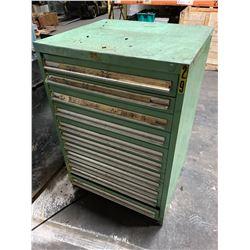 Vidmar 11 Drawer Tool Cabinet