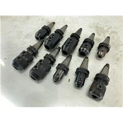 (10) CAT30 End Mill Holders