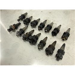 (14) CAT30 Shell End Mill Holders