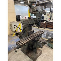 Bridgeport Vertical Milling Machine - LOCATED MUSKEGON, MI (BTM WAREHOUSE)