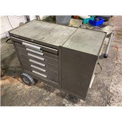 Kennedy Rolling Storage Cart