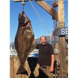 Safari Unlimited - Wild Alaska Fishing Trip For 2
