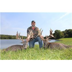 Briarwood Sporting Club - $4000 Credit towards whitetail deer hunt for two hunters.